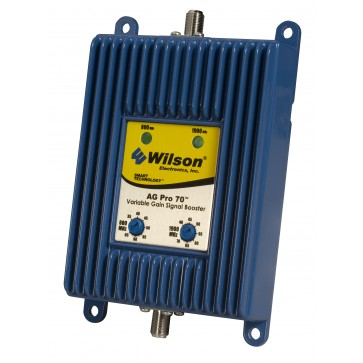 Wilson 801265 AG Pro 70 dB Dual-Band 75 Ohm Amplifier