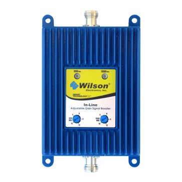 Wilson 806215 17 dB In-Line Amplifier for 50 Ohm Repeater Systems