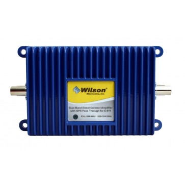 Wilson 811201 Direct-Connect Dual-Band Amplifier with DC Adapter [Discontinued]