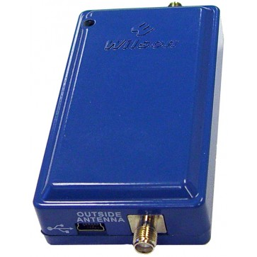 Wilson 811226 DataPro CDMA 12 dB Direct-Connect Dual-Band Amplifier with DC Adapter