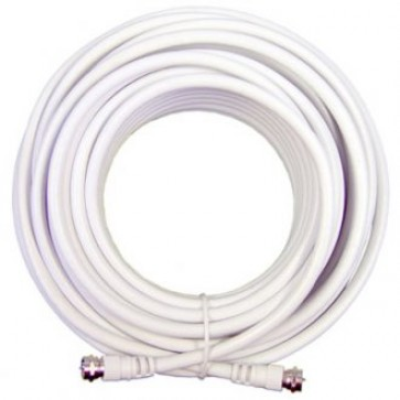 Wilson 950620 20' White RG6 Low Loss Coax Cable