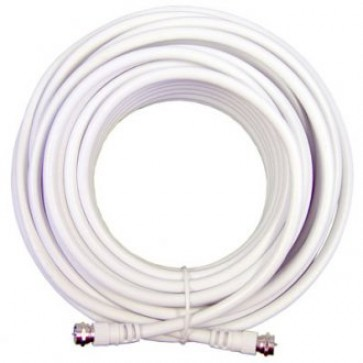 Wilson 950650 50' White RG6 Low Loss Coax Cable