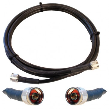 Wilson 952310 10' WILSON400 Ultra Low Loss Coax Cable with N-Male Connectors