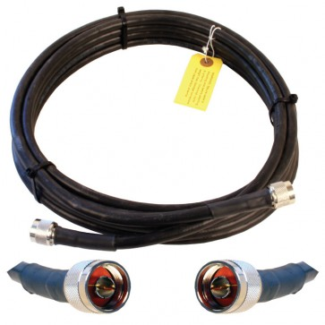 Wilson 952320 20' WILSON400 Ultra Low Loss Coax Cable with N-Male Connectors