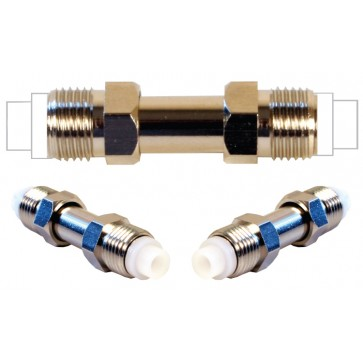 Wilson 971121 FME-Female to FME-Female Barrel Connector [Discontinued]