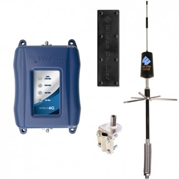 Wilson Mobile 4G RV Signal Booster Kit for Voice, 3G & 4G LTE [Discontinued]