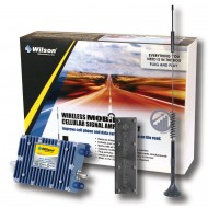 Wilson 801212 In-Vehicle Wireless 50 dB Dual-Band Signal Booster Kit