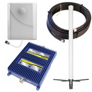 Wilson 842772 Tri-Band 4G-C 70 dB Omni Booster Kit for AWS & Dual-Band