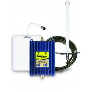 Wilson 841245 AG SOHO 60 dB Dual-Band Omni Signal Booster Kit [Discontinued]