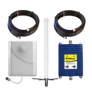 Wilson 841280 AG Pro 75 dB Dual-Band Omni Signal Booster Kit [Discontinued]