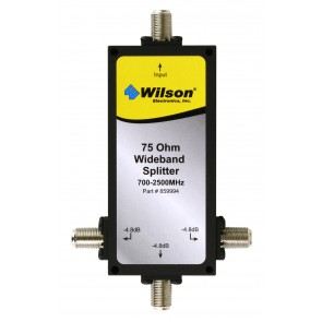 Wilson 859994 Three-Way Wide-Band Splitter with F-Female Connectors