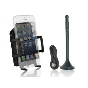 Wilson 813426 Sleek 4G 5-Band Cradle Signal Booster for 3G and 4G LTE [Discontinued]
