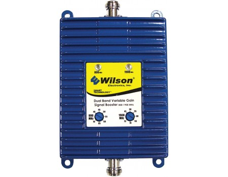 Wilson 801280 AG Pro 75 dB Dual-Band Large Building Amplifier