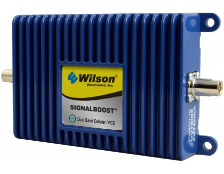 Wilson 811210 SIGNALBOOST 30 dB Direct-Connect Dual-Band Amplifier [Discontinued]