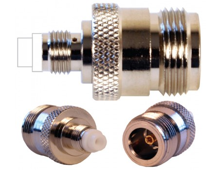 Wilson 971107 N-Female to FME-Female Connector
