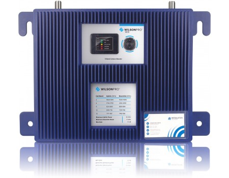 WilsonPro 1000 Enterprise Signal Booster for Voice, 3G and 4G LTE | 460236
