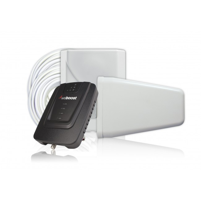 weBoost 470103 Connect 4G Signal Booster Kit