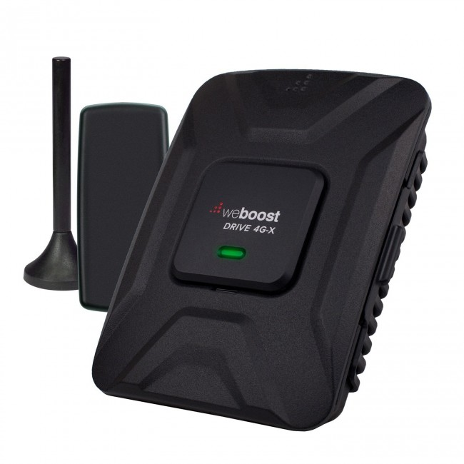 Weboost 470510 Drive 4g X Mobile Signal Booster Kit