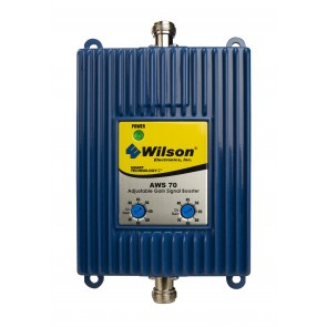 Wilson 802365 70 dB 4G AWS Amplifier for T-Mobile & Canadian Carriers
