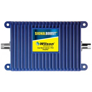 Wilson 811211 SIGNALBOOST 30 dB Dual-Band Mobile Signal Booster Kit [Discontinued]
