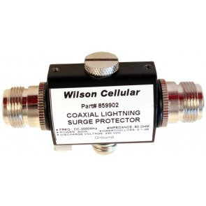 Wilson 859902 Lightning Surge Protector with N-Female Connectors