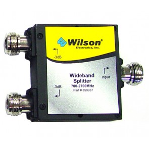 Wilson 859957 Two-Way Wide-Band Splitter with N-Female Connectors