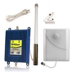Wilson 841246 AG SOHO 60 dB Dual-Band Marine Signal Booster Kit [Discontinued]