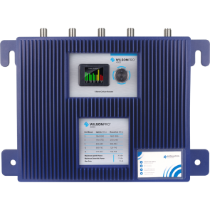 WilsonPro 4000 Enterprise Signal Booster for Voice, 3G and 4G LTE | 460223